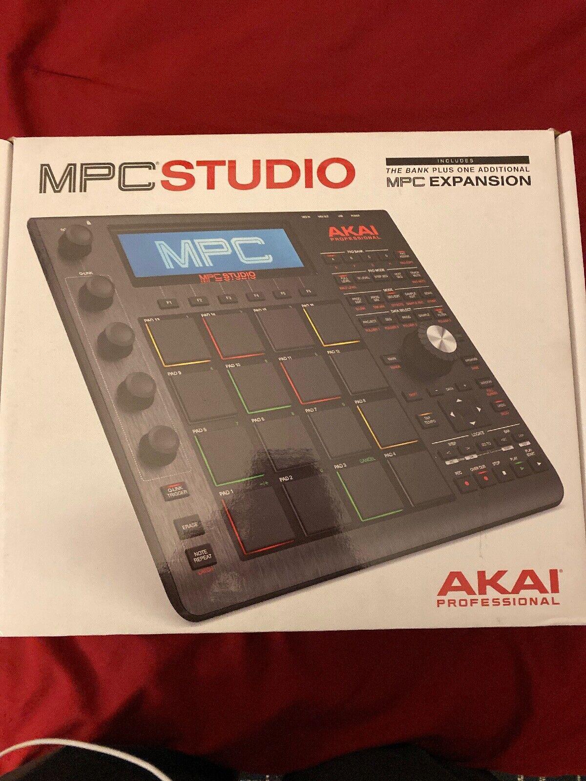 Akai professional mpc studio schwarz