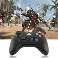 New Microsoft Xbox 360 Game Remote Controller for PC Computer Black