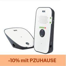 NUK Eco Control 500 Digitales Audio Babyphone Tonüberwachung Baby Babyfone