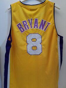 Details about Kobe Bryant LA LAKERS AUTHENTIC MAJESTIC NBA SEWN STITCHED JERSEY ADULT MEDIUM