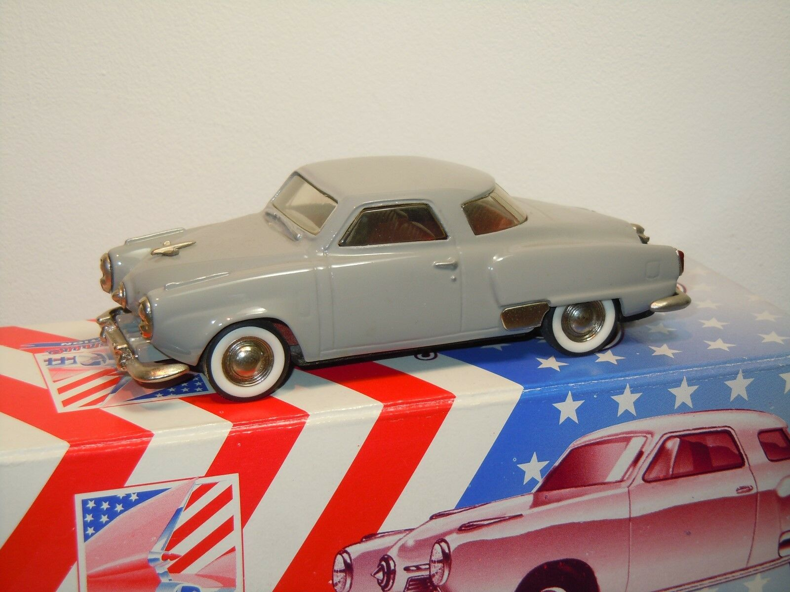 1951 Studebaker Panorama - The 43rd Avenue Collection England 1 43 in Box 34984