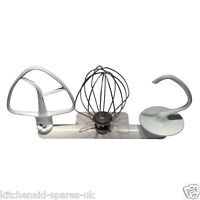 Kitchenaid Artisan Tilt Head Mixer 3 Piece Tool Set And A Mixermaid Tool Storage