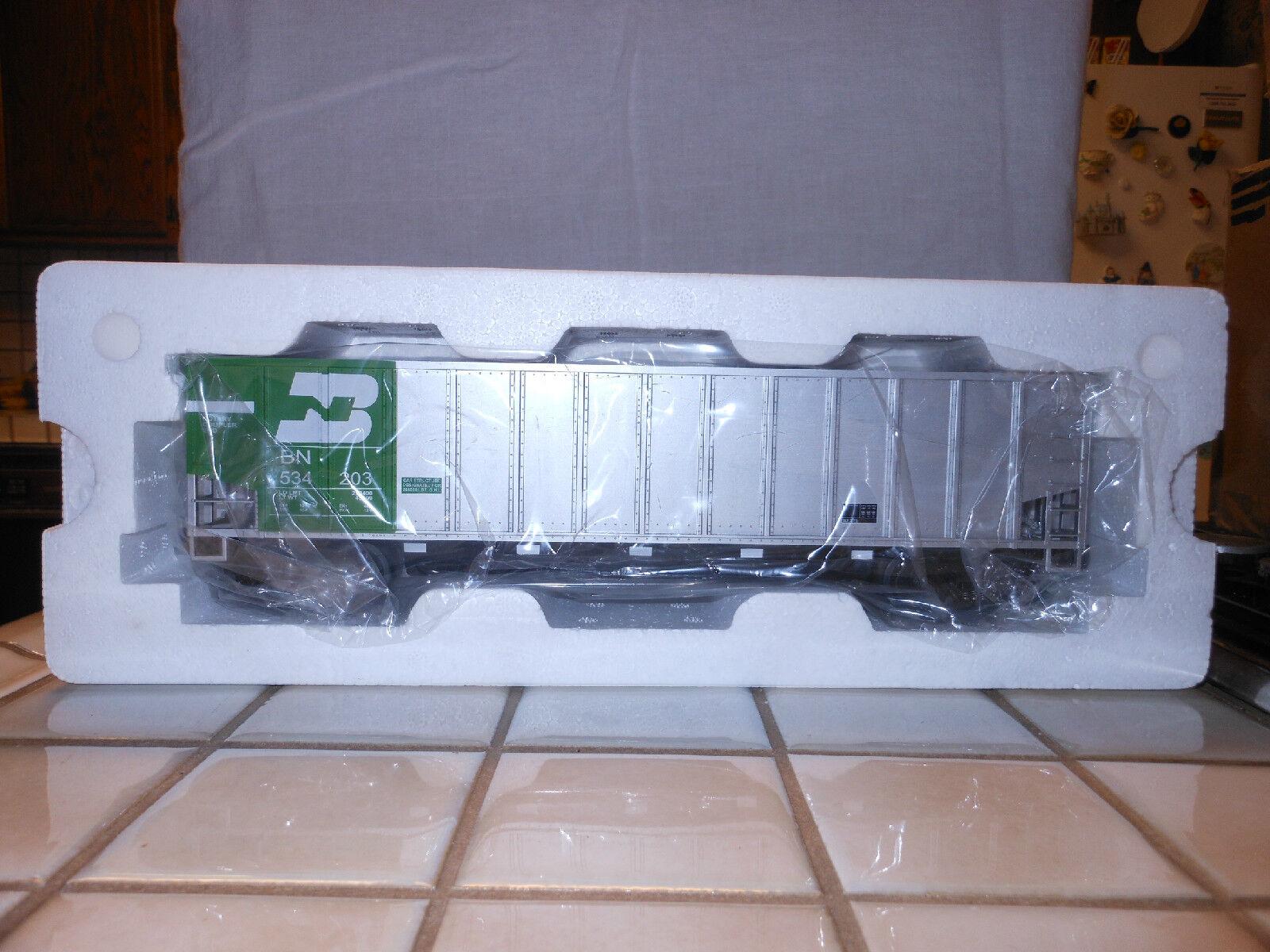 Mit premier 20-9701l burlington northern coalporter auto   534203 nib c9