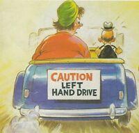 15/578 AK  OLDTIMER AUTO  - CAUTION LEFT HAND DRIVE - VORSICHT LINKSLENKER ?