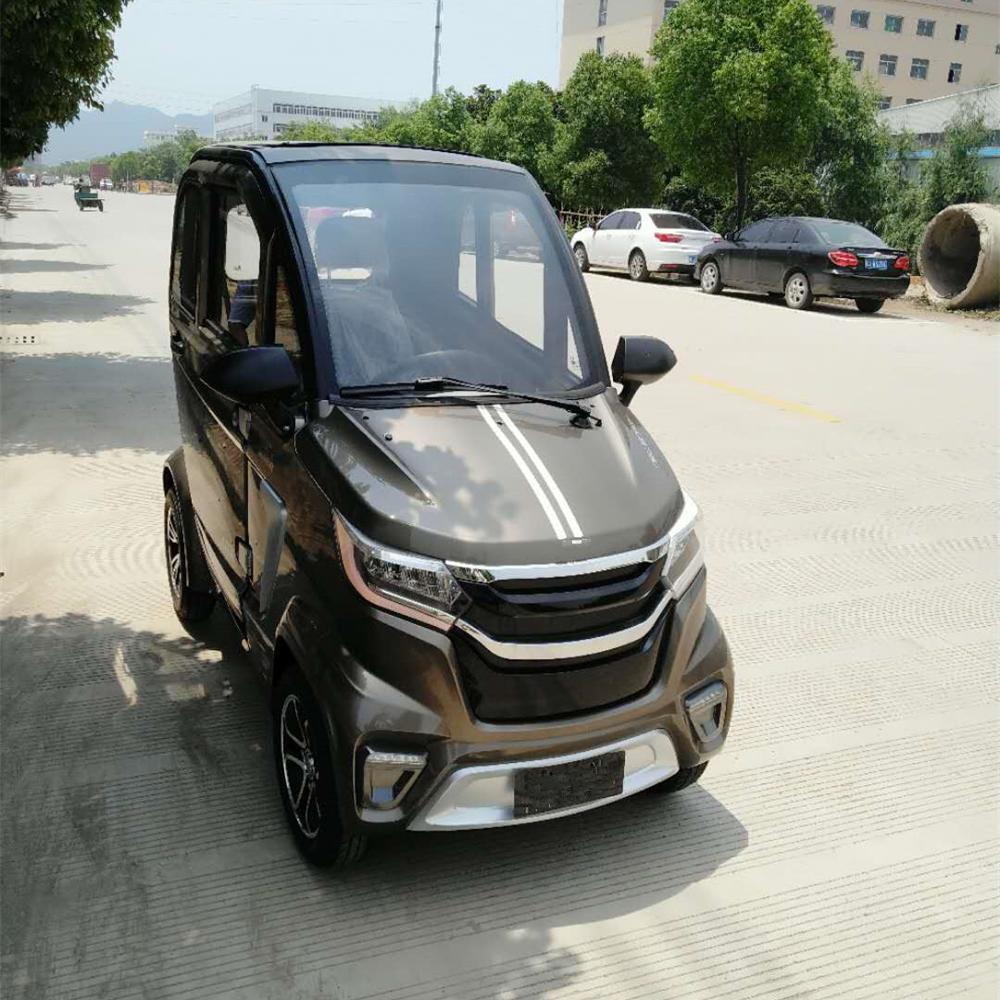 E -Auto - City Fly 45 Kmh NEU Zwei Sitzer ( Moped Führerschein )