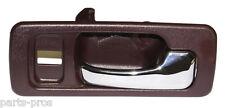 New Inside Door Handle RF RED / FOR 1990-93 ACCORD SEDAN W/ POWER LOCKS