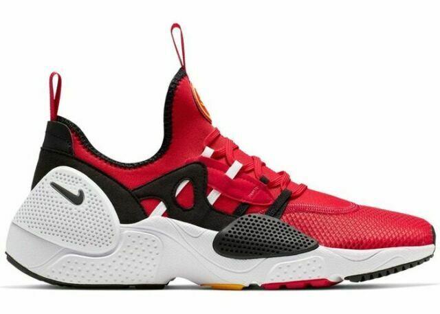 Size 11.5 - Nike Huarache E.D.G.E. TXT University Red Black
