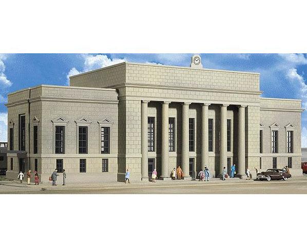 Walthers 933-3257 - estación de trenes Union Station-pista N-nuevo