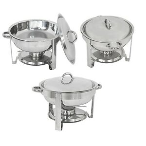 chafing dish warmer stainless chafer chafing dish 5qt food tray warmer 2074