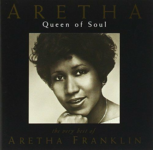 1 of 1 - Aretha Franklin - Queen of Soul - The Very Best of ... - Aretha Franklin CD U0VG