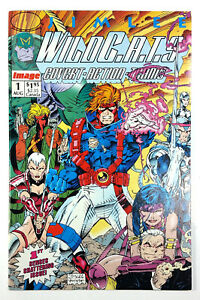 WILDCATS-ASSORTED-ISSUES-1992-IMAGE-COMICS-sold-separately