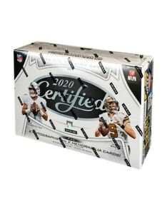 2020-Panini-Certified-FOOTBALL-cards-1-HOBBY-BOX-Break-1-Random-Team-2