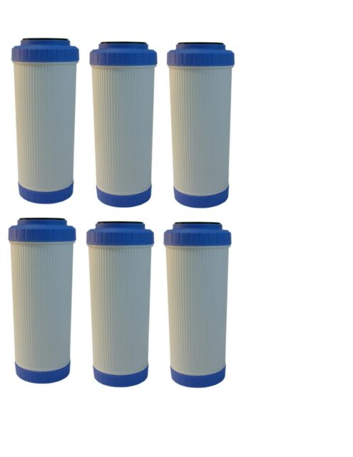 Fits Pentek EP-10 5 Micron 10 x 2.5 Comparable Carbon Water Filter 6 Pack
