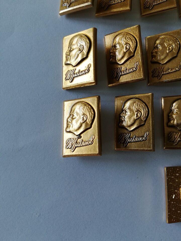 Emblemer, Originale sovjetiske emblemer