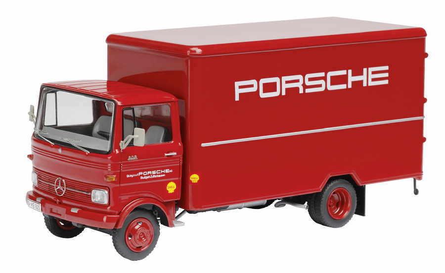 Schuco 1 43 450352100 Mo LP 608 kolkw  PORSCHE Nouveau Neuf dans sa boîte  sortie d'usine