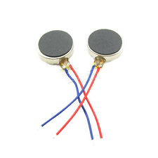 10PCS Coin Flat Vibrating Micro Motor DC 3V 8mm For Pager Cell Phone Mobile CK