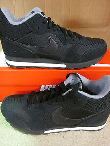 Nike Da Donna MD RUNNER Mid Sneaker Alte Scarpe Sneakers 807172 448