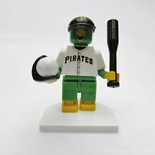 "OYO MLB Pittsburgh Pirates Baseball Team Mascot ""Pirate Parrot"" Mini Figure"