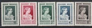 FRANCOBOLLI-1951-BELGIO-FONDAZIONE-MNH-Z-9335