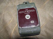 Vintage RARE Universal Camera Corporation HOLLYWOOD Folding Camera BELLOWS BAD