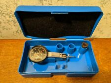 Brown Amp Sharpe 0001 Inch Dial Indicator With Case
