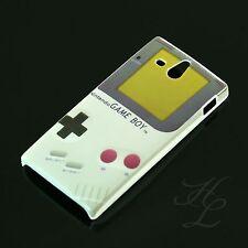 SONY Xperia U / ST25i Hard Case Schutz Hülle Motiv Etui Nintendo Gameboy Cover