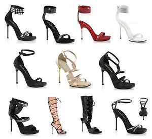 d11a366c9f84 PLEASER FABULICIOUS CHIC-37 40 41 42 46 48 60 65 Sexy Platform Strap ...