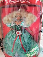 Mattel Happy Holidays Barbie 1995 Special Ed 14123 (1r)