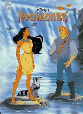 POCAHONTAS a Hardcover Children's book FREE USA SHIPPING Disney classic  9781570821141 | eBay