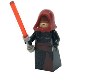Star Wars Printed On LEGO Parts Custom Designed Minifigure Darth Maul