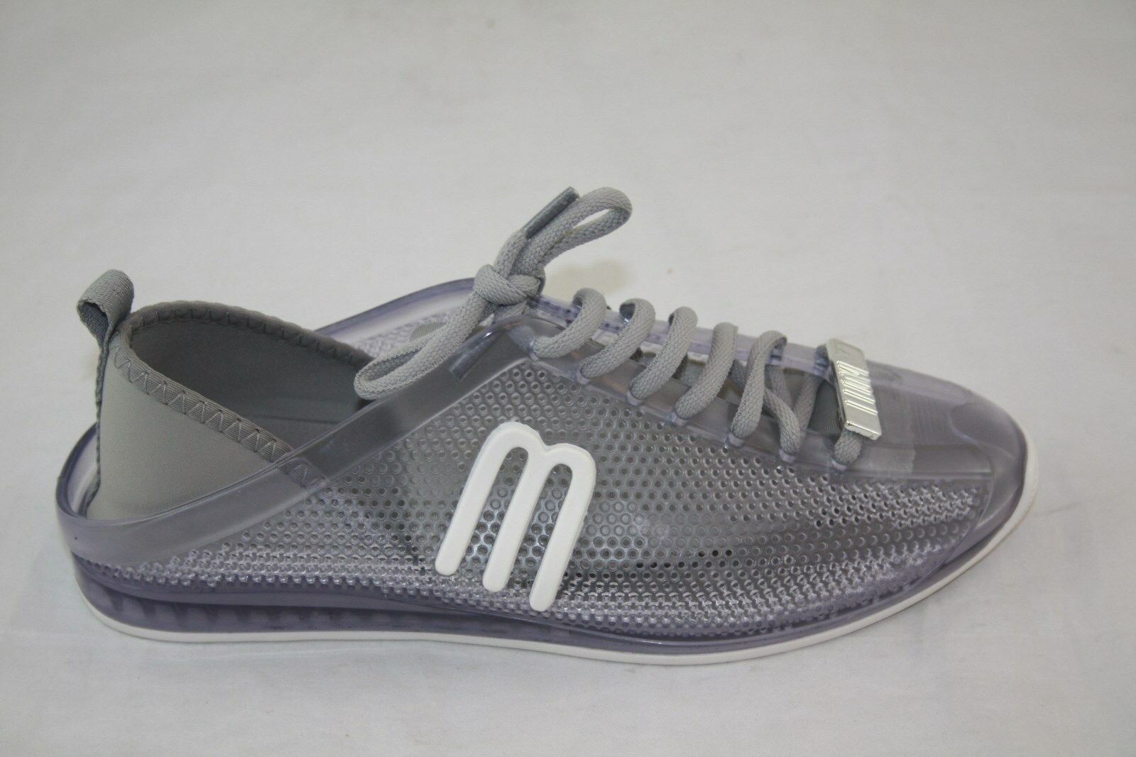 NEU WMN'S 31597 MELISSA LOVE SYSTEM NOW AD 51406 CLEAR GREY LACE UP