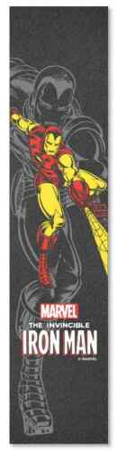 MADD X Marvel Scooter Griptape-L/' invincible Iron Man