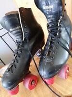 * je poste* Des 9 homme, patins à 4 roulettes vintage Shawinigan Mauricie Preview