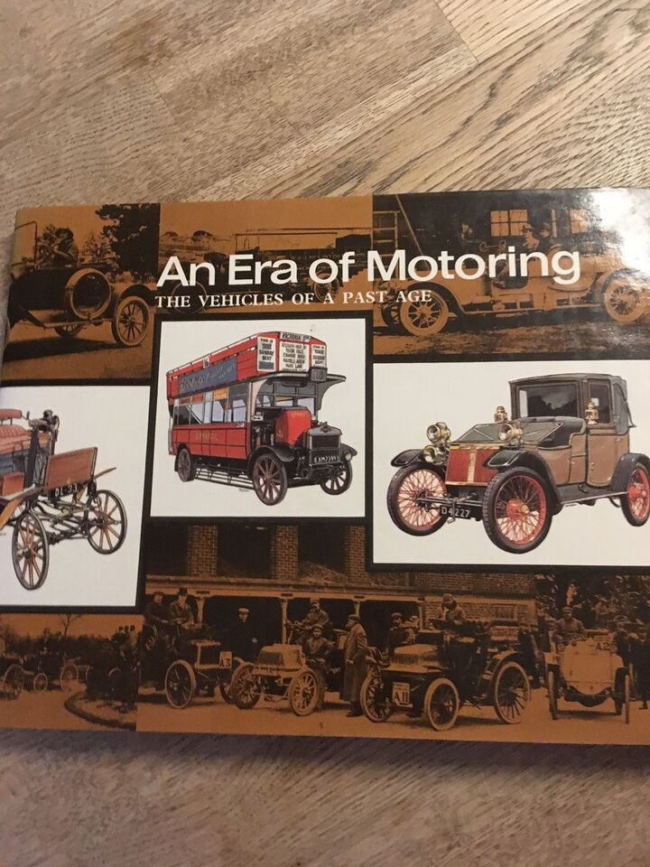 An era of motoring the vehicles of a past age, Michael
