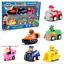 UK 6-9PCS Racer Car Paw Patrol Dog Marshall Rubble Chase Everest Kids Toys Gifts
