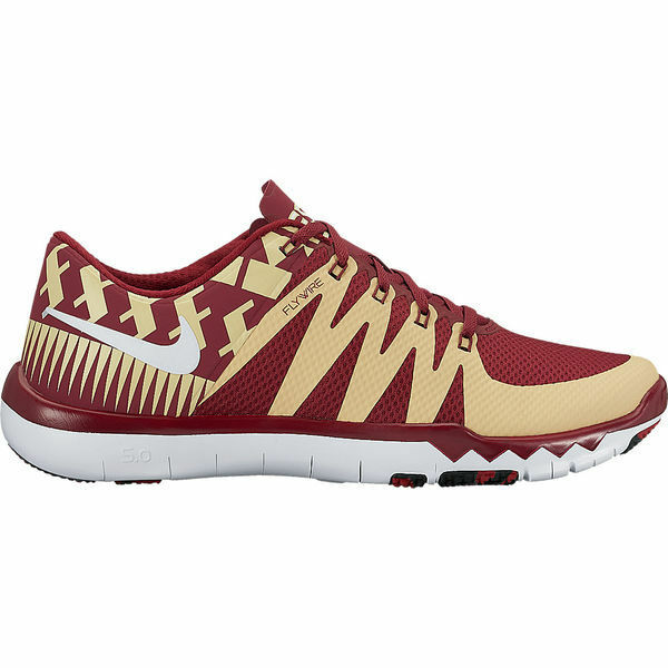 **NEW COLOR!!** Nike Free Trainer V6 5.0 FSU Florida State Seminoles Mens Sizes