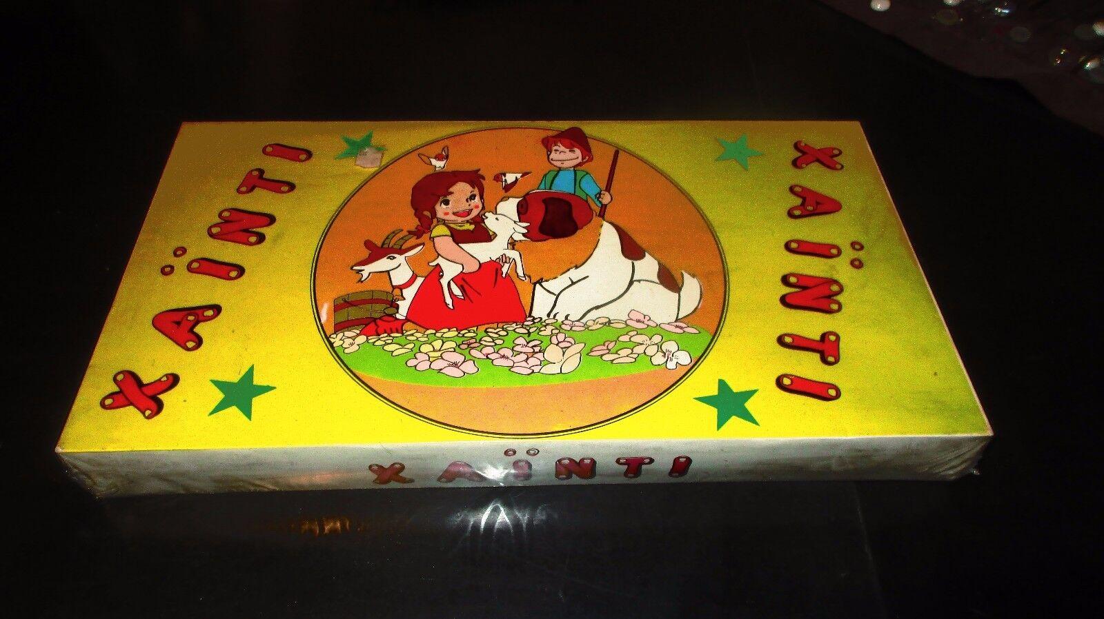 AMAZING AMAZING AMAZING VINTAGE RARE GREEK BOARD GAME - HEIDI THE GIRL FROM ALPS - SEALΕD 70s b81b7a