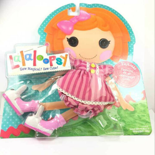 NEW FASHION CLOTHES DRESS LALALOOPSY PAJAMAS SUIT OUTFIT for FULL SIZE DOLL Gift