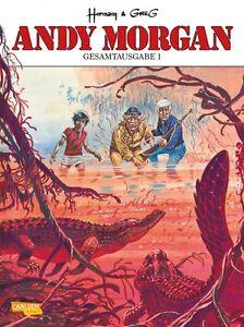 Andy-Morgan-Gesamtausgabe-1-Deutsch-Carlsen-Comic-NEUWARE