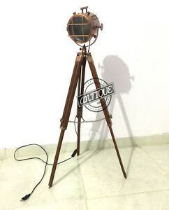 House-Searchlight-Floor-Lamp-Stand-with-Tripod-LED-Copper-Finish-Studio-Lamps