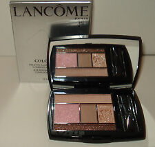 Lancome Color Design Eye Brightening  5 Shadow & Liner Palette 202 Sienna Sultry
