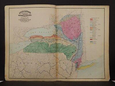 Map Of America Ebay.I 90 New York Map