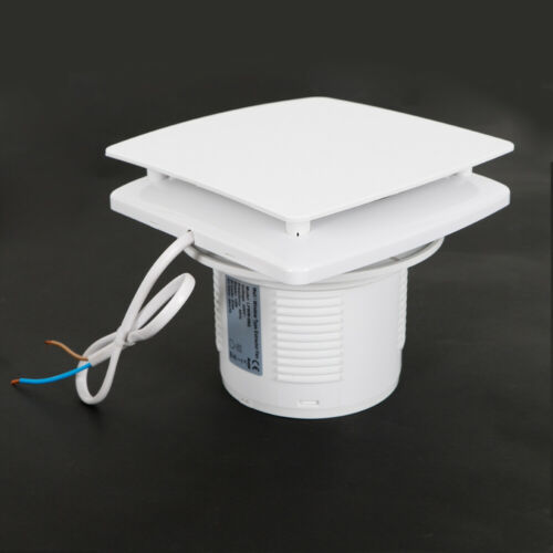 Abluftventilator Wandlüfter Wandventilator Ventilator Einbaulüfter Lüfter Küche
