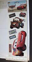 Disney Pixar Cars Decorative Removable Wall Stickers