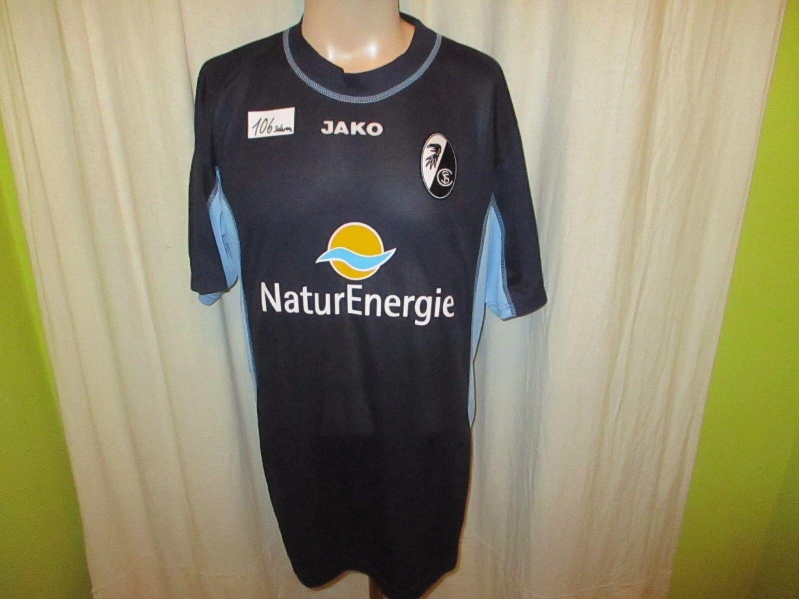 SC Freiburg Original Jako Auswärts Trikot 2002/03