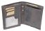 Indexbild 1 - RFID / NFC Geldbörse Kombibörse Naturleder Brieftasche Geldbeutel Büffelleder