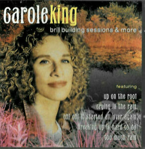 CD CAROLE KING - brill building sessions & more - demos