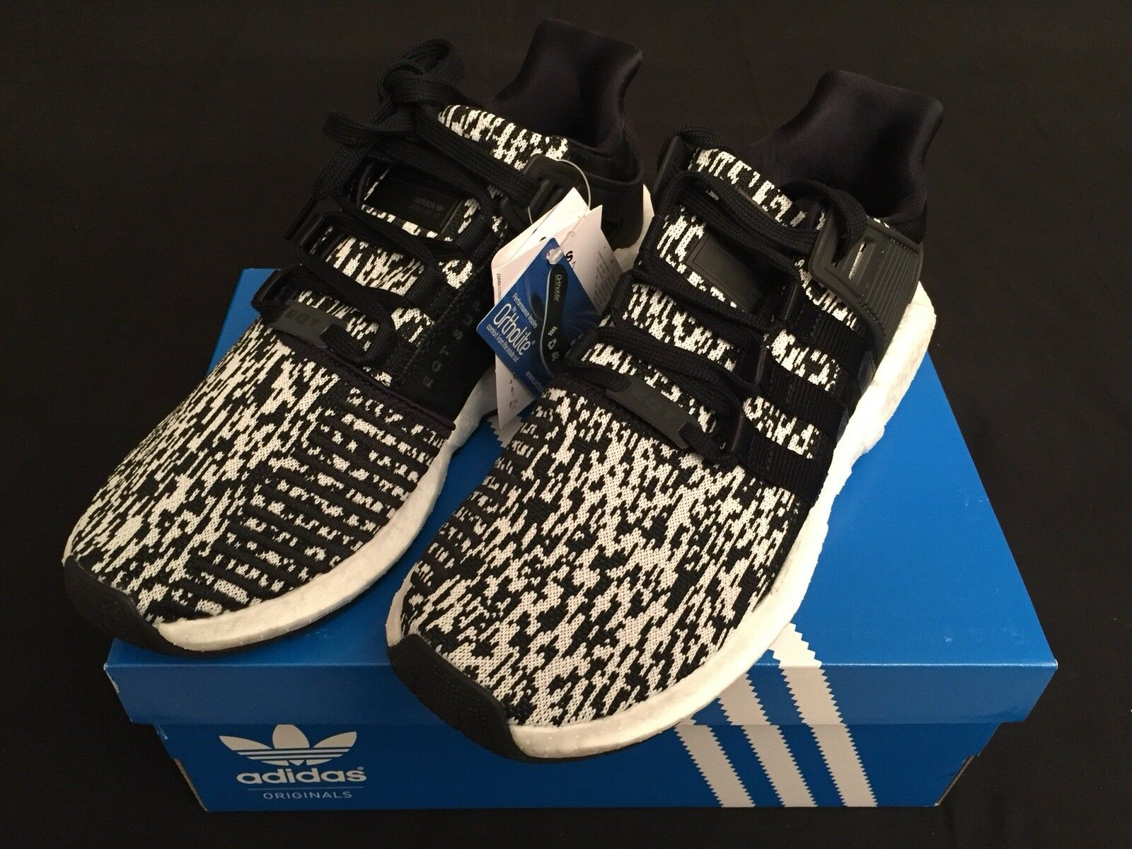 adidas nmd r1 pk primeknit triple  Blanc  triple gum pack des chaussures d'hommes sz 13 1fbadb