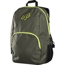 $49 Fox Racing Energize Unisex Backpack In Fatigue Green