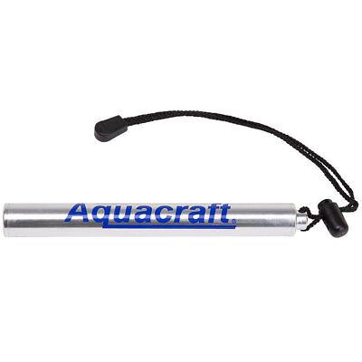 Aquacraft Aluminum Scuba Diving Noise Signal Underwater Device Trident
